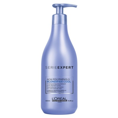 L'Oreal Serie Expert Blondifier Cool Shampoo 500 ml