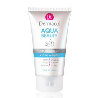 Dermacol Aqua Beauty 3in1 Cleansing Gel 150 ml