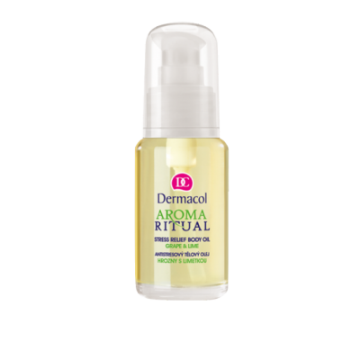 Dermacol Aroma Ritual Grape & Lime Body Oil 50 ml