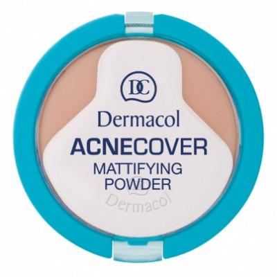 Dermacol Acne Cover Mattifying Powder 02 Shell 11 g