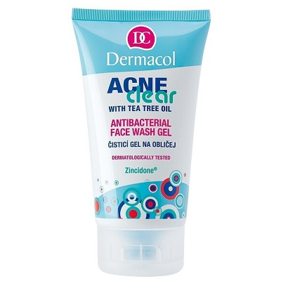 Dermacol Acne Clear Tea Tree Face Wash Gel 150 ml