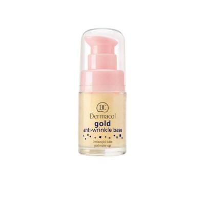 Dermacol Gold Anti-Wrinkle Base 15 ml
