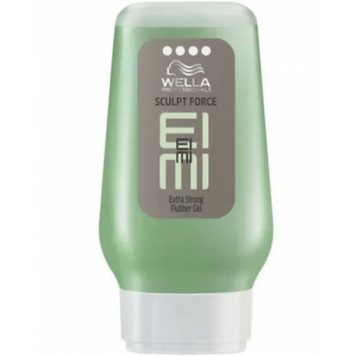 Wella Eimi Sculpt Force Extra Strong Flubber Gel 125 ml