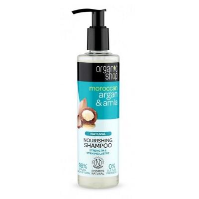 Organic Shop Moroccan Argan & Amla Shampoo 280 ml