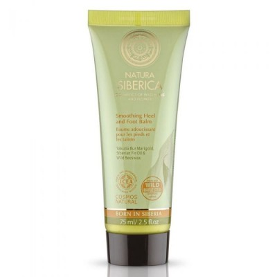 Natura Siberica Active Organics Smoothing Natural Heel & Foot Balm 75 ml