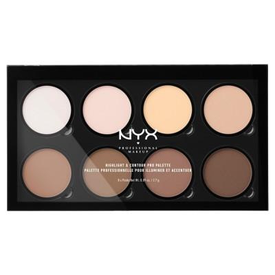 NYX Highlight & Contour Pro Palette 2,7 g