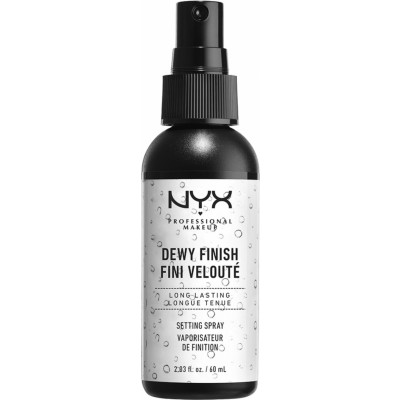 NYX Dewy Finish Setting Spray 60 ml