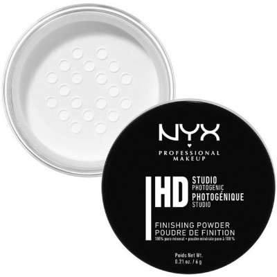 NYX HD Studio Finishing Powder Translucent 6 g