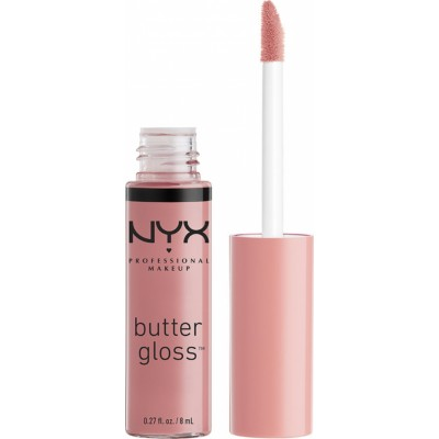 NYX Butter Gloss Creme Brulee 8 ml