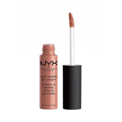 NYX Soft Matte Lip Cream Abu Dhabi 8 ml