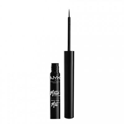 NYX Matte Liquid Liner Black 1 st