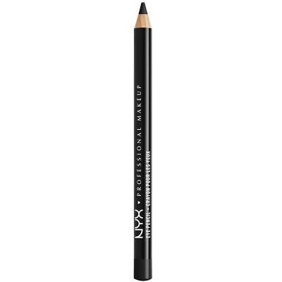 NYX Slim Eye Pencil Black 1 st