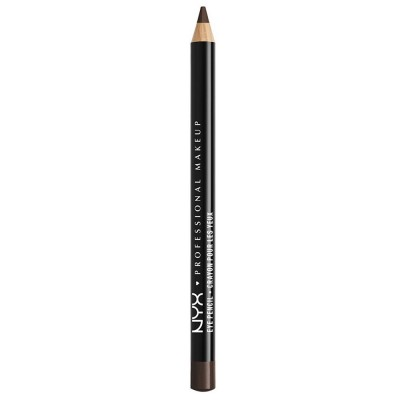 NYX Slim Eye Pencil Black Brown 1 st