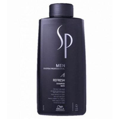 Wella Men Refresh Shampoo 1000 ml