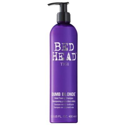 Tigi Bed Head Dumb Blonde Violet Toning Shampoo 400 ml