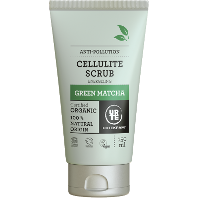 Urtekram Green Matcha Cellulite Scrub 150 ml