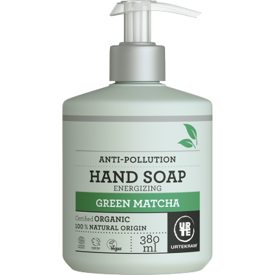 Urtekram Green Matcha Hand Soap 380 ml