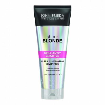 John Frieda Sheer Blonde Brillantly Brighter Shampoo 250 ml