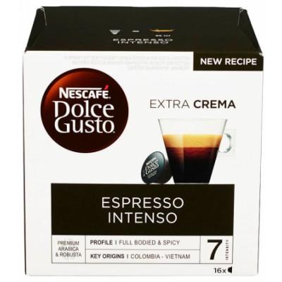 Nescafe Dolce Gusto Espresso Intenso 16 kpl