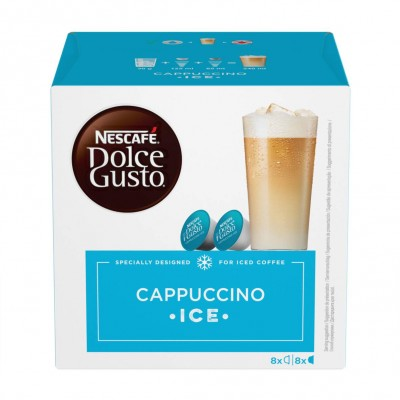 Nescafe Dolce Gusto Cappuccino Ice 16 stk