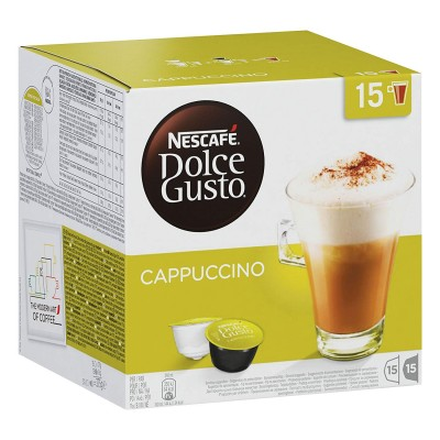 Nescafe Dolce Gusto Cappuccino Big Pack 30 kpl