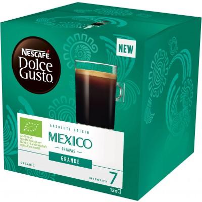 Nescafe Dolce Gusto Mexico Grande 12 kpl