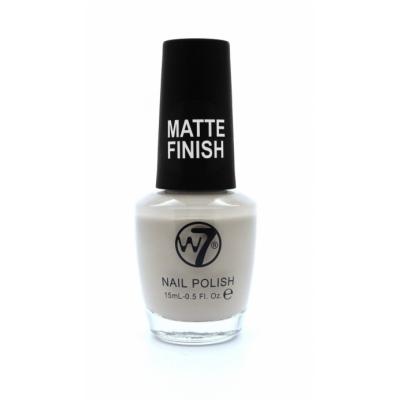 W7 Nailpolish 158 Matte Latte 15 ml