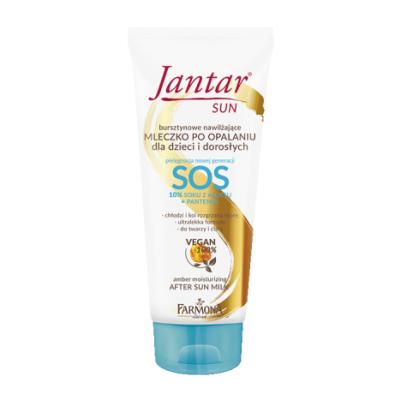 Jantar Sun Amber SOS Moisturizing After Sun Milk 200 ml