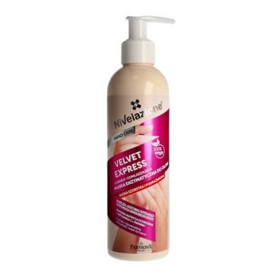 Nivelazione Corneo-Rejuvenating Velvet Express Enzymatic Mask For Hands 200 ml