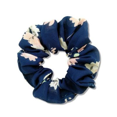Everneed Hiusdonitsi Flower Navy 1 kpl