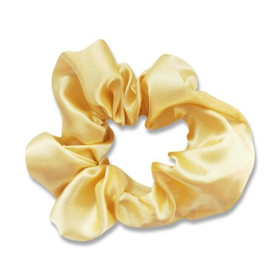 Everneed Scrunchie Silk Lemon 1 stk