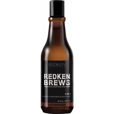 Redken Brews 3in1 300 ml