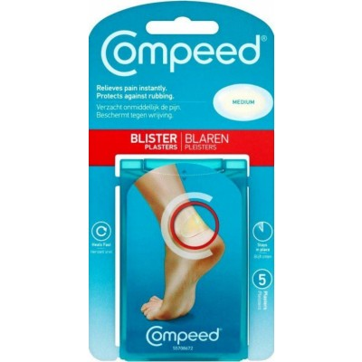 Compeed Blister Plasters Medium 5 stk