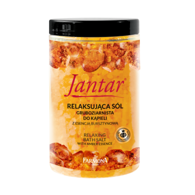 Jantar Relaxing Bath Salt 500 g