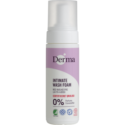 Derma Eco Woman Intimate Wash Foam 150 ml