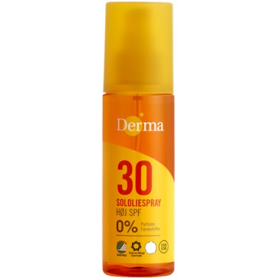 Derma Sun Transparent Sunoil SPF30 150 ml