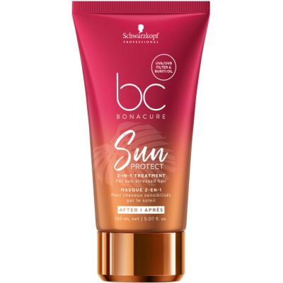 Schwarzkopf Bonacure Sun Protect 2-In-1 Treatment 150 ml