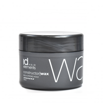 IdHAIR Elements Constructor Wax - Mega Strong Hold 100 ml