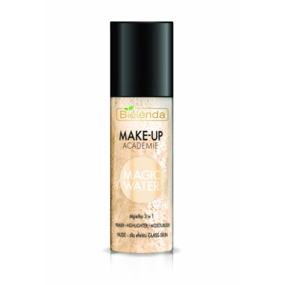 Bielenda Make-Up Academie Magic Water 3in1 Primer Nude 150 ml