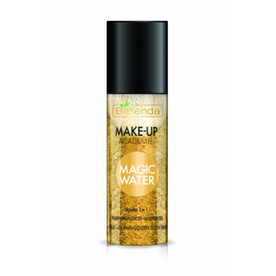 Bielenda Make-Up Academie Magic Water 3in1 Primer Gold 150 ml