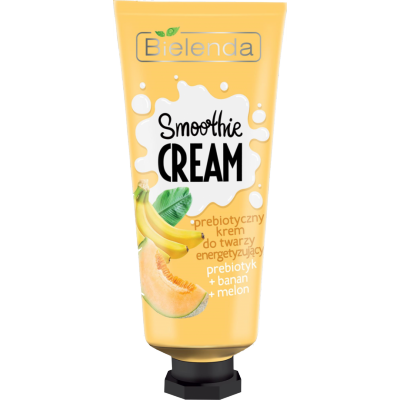 Bielenda Smoothie Cream Energizing Cream Banana & Melon 50 ml