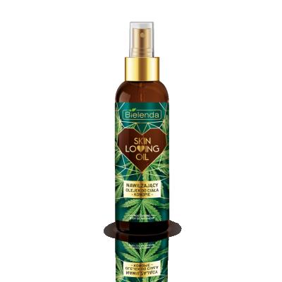 Bielenda Skin Loving Oil Moisturizing Hemp Body Oil 150 ml