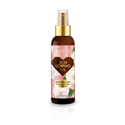 Bielenda Skin Loving Oil Regenerating Camellia Body Oil 150 ml