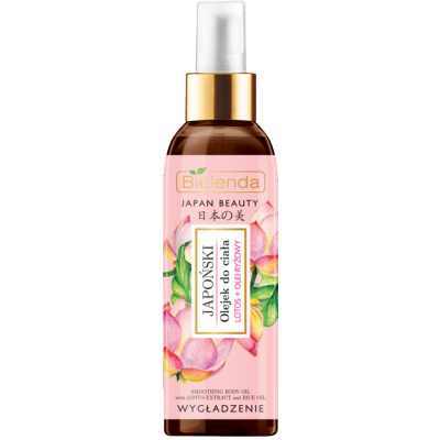Bielenda Japan Beauty Lotus Body Oil 150 ml