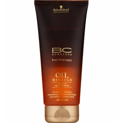 Schwarzkopf Bonacure Oil Miracle Argan Oil Shampoo 200 ml