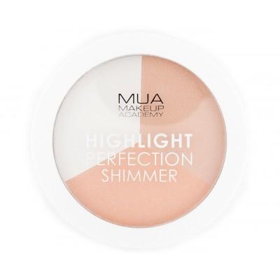 MUA Makeup Academy Highlight Perfection Shimmer Spotlight Sheen 15 g