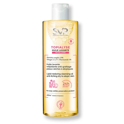 SVR Topialyse Micellar Cleansing Oil 400 ml