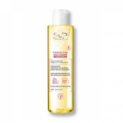 SVR Topialyse Micellar Cleansing Oil 200 ml