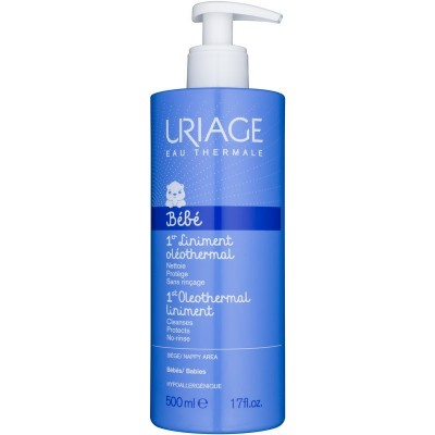 Uriage Baby 1st No-Rinse Cleansing Water 500 ml