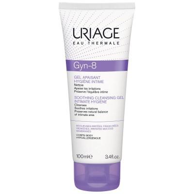Uriage Gyn-8 Intimate Soothing Cleansing Gel 100 ml